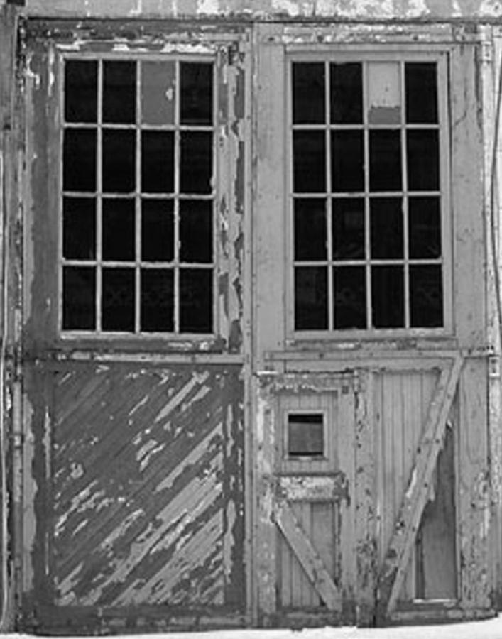 Doors to GTR Shops
